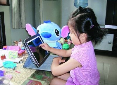 One-third of Chinese kids use Internet before school age: report